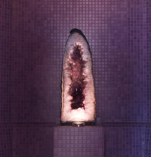 Amethyst-Biosauna