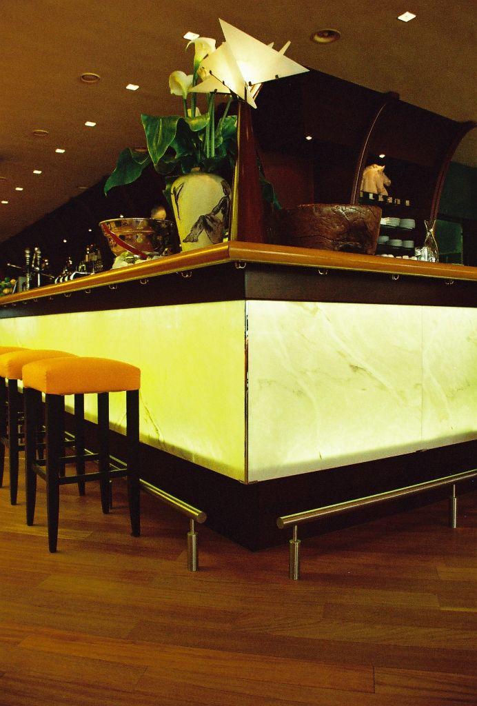 Bar im EG-Detail