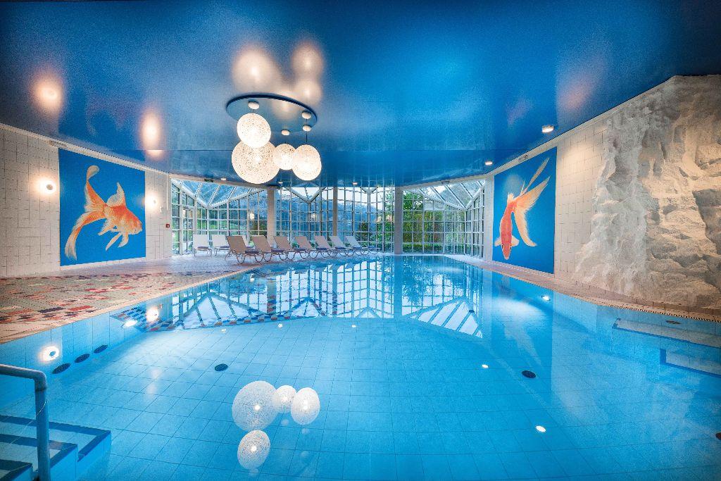 Link zu Hotel Grundlsee – Steiermark - Schwimmbad