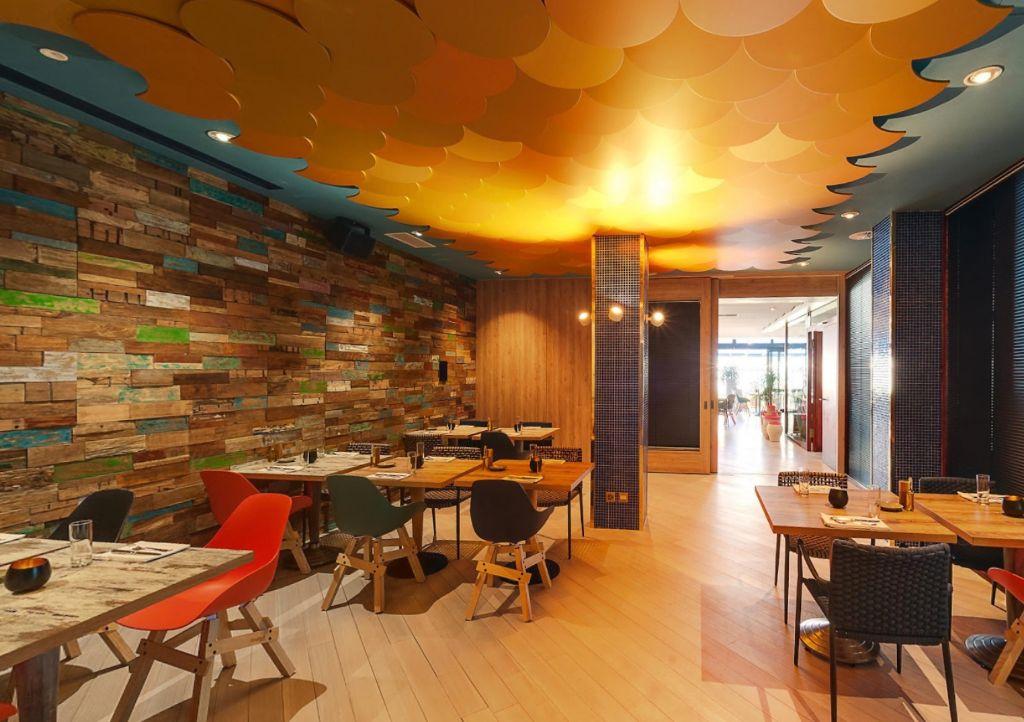 Fischschuppenraum zu Restaurant