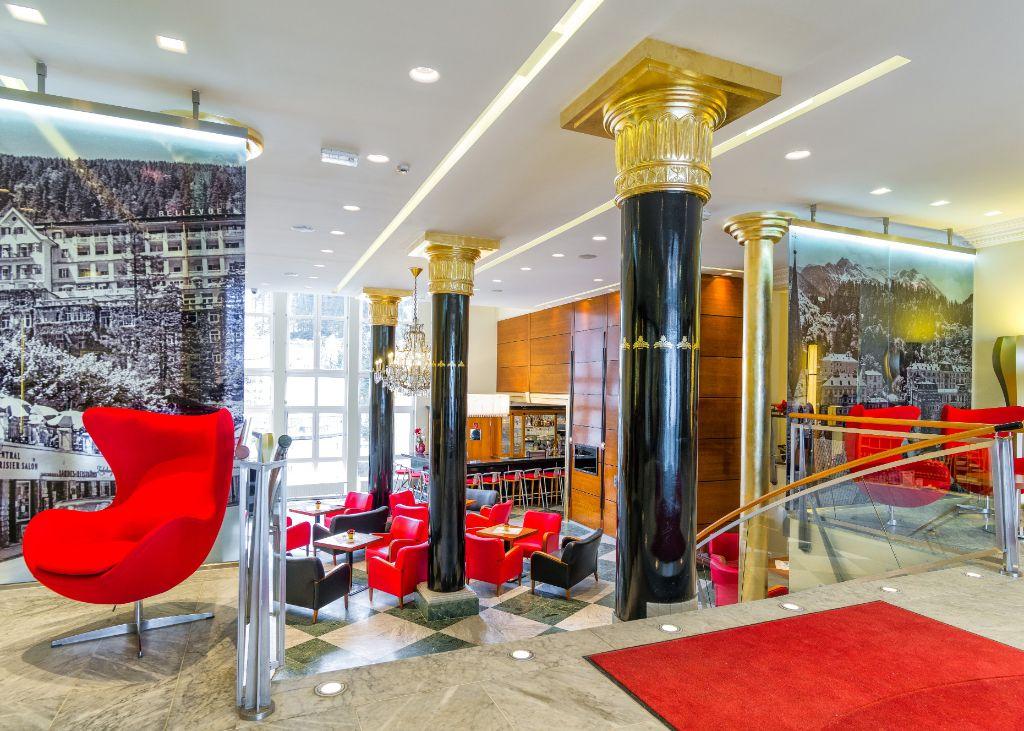 Foyer EG von Eingang
