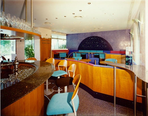 Hotel Oeschberghof Bar