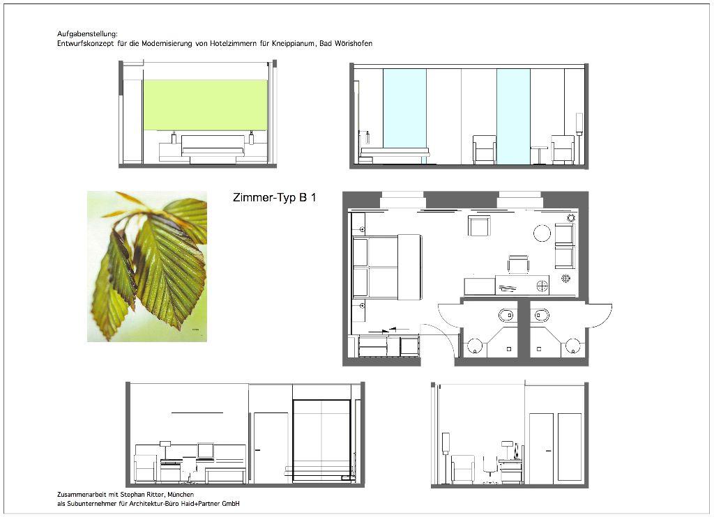 Kneippianum Hotelzimmer-Entwurf-RelaxG