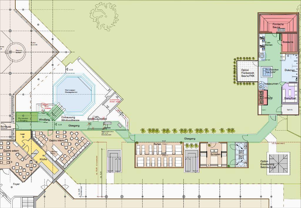 Konzeptplanung Vorentwurf Version linear