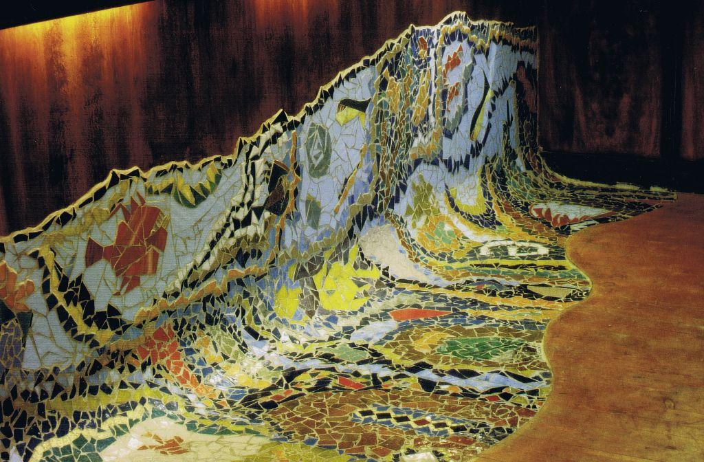 Mosaik-Detail