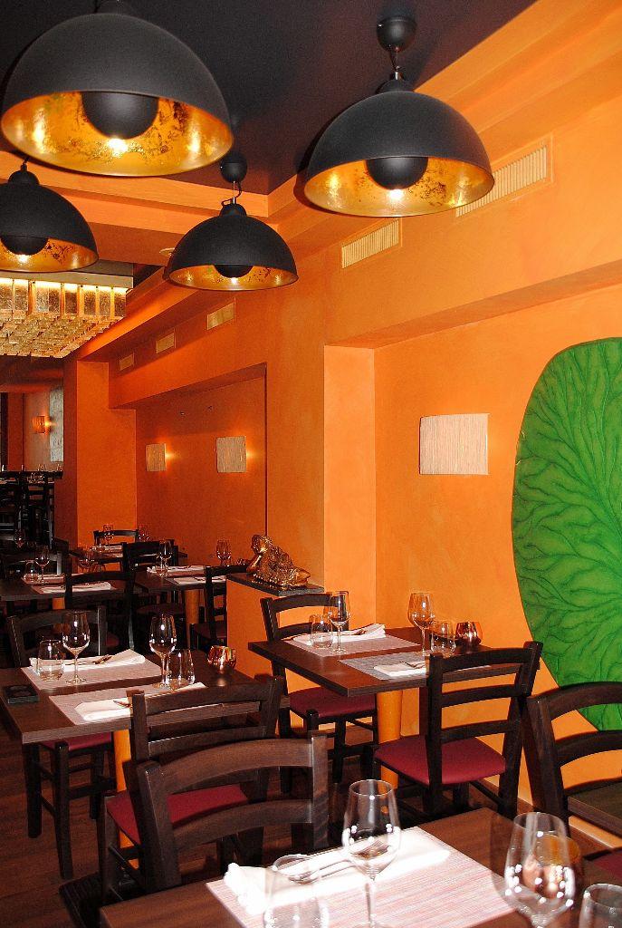Restaurant im OG