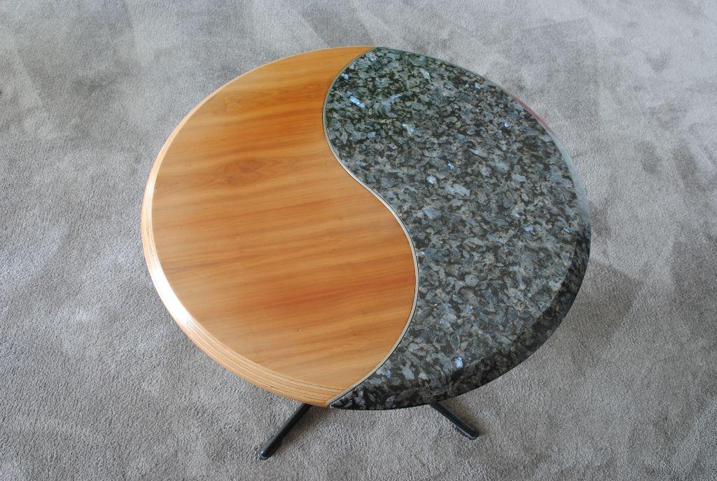 Tisch Yin + Yang